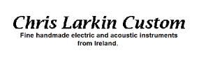 Chris Larkin Custom Guitars