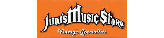 Jimi's Music Store