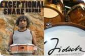 Fidock Handcrafted Drums | 2