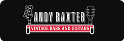 Andy Baxter Bass