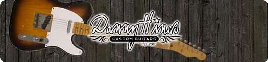 Danny Hines Custom Guitars