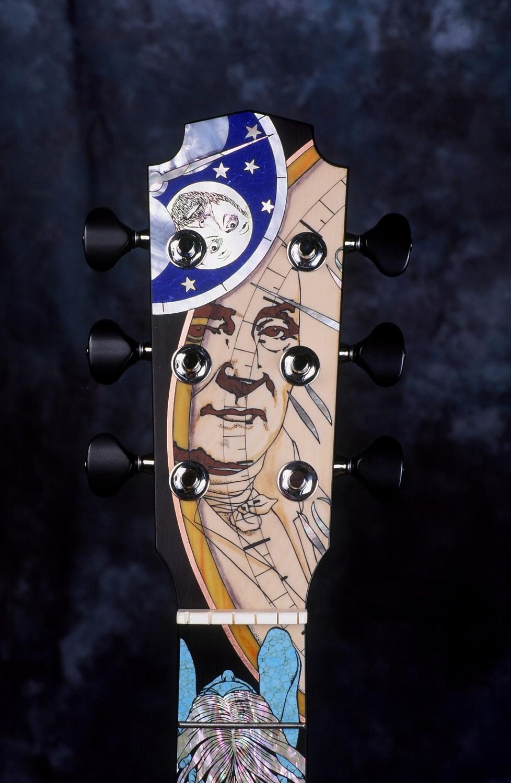William Laskin William Laskin Guitars Hand built Instruments for sale
