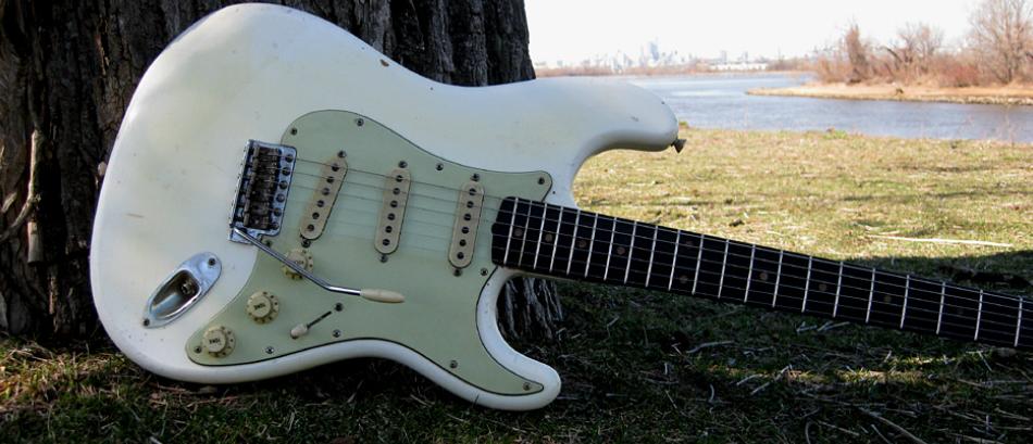Revelator Guitars Strat Revelator Guitars 1