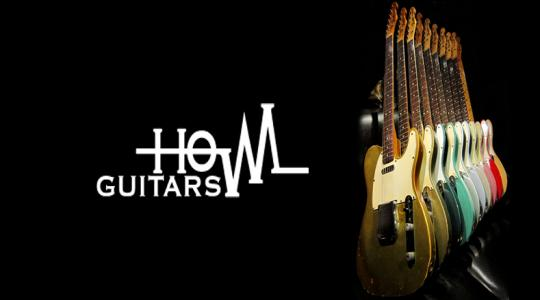 HOWL GUITARS