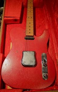 Fender 1949-1951 Telecaster Broadcaster Nocaster Vintage Gu - Prototype