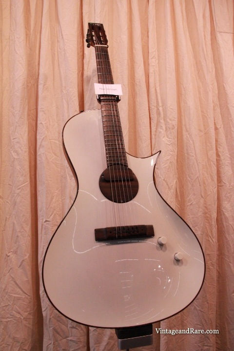 Antonio Teuffel Guitars