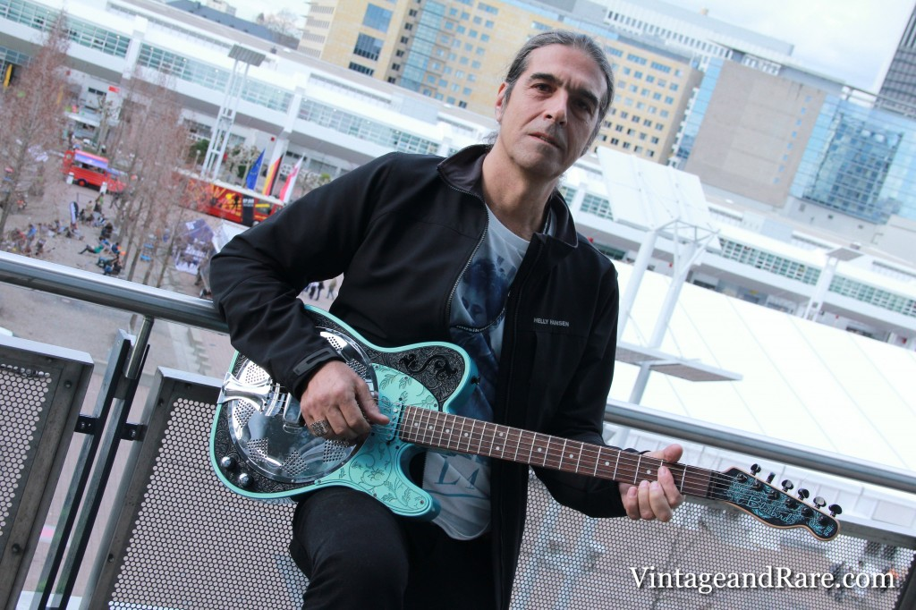 Bluebird Guitars / Bluesette /  Frankfurt Messe