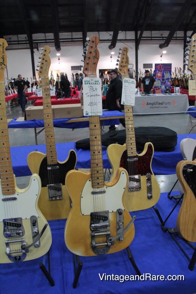 1969 Fender Telecaster vintage guitar