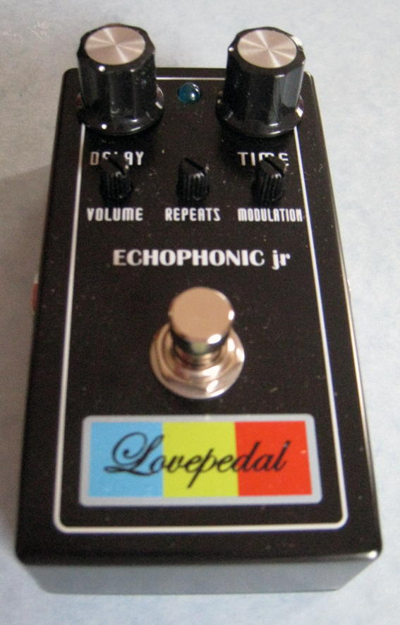 Lovepedal Echophonic