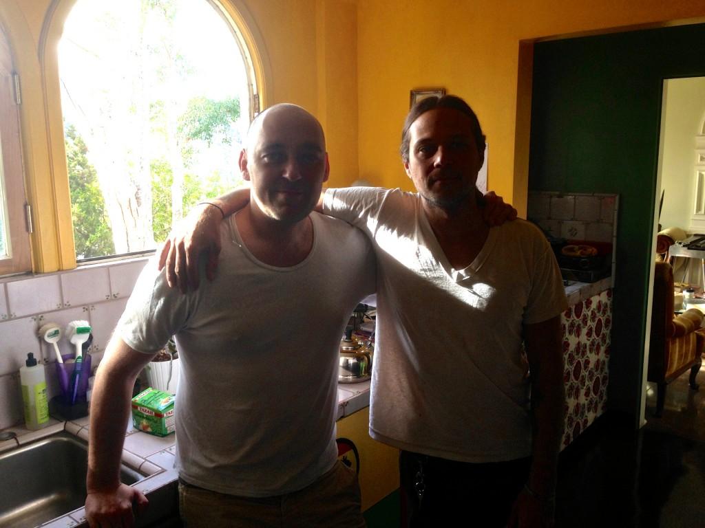 V&R Founder Nicolai Schneekloth & Rocco Deluca