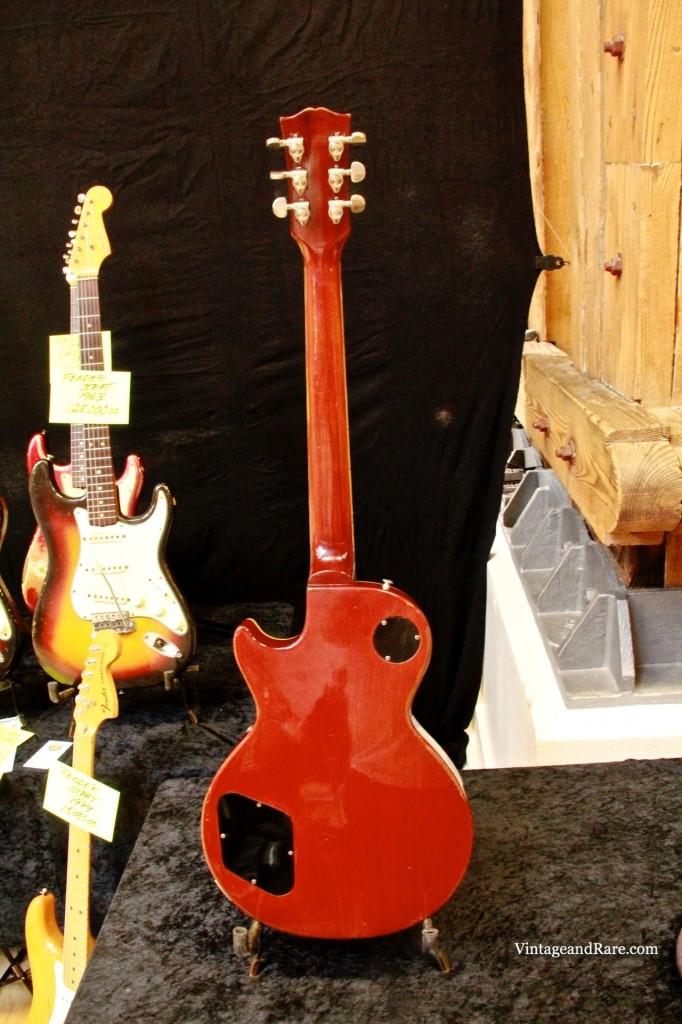 1960 Gibson Les Paul Standard Sunburst-12