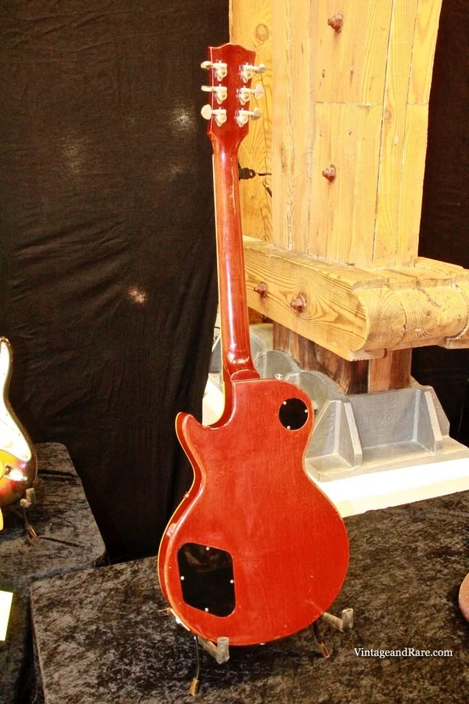 1960 Gibson Les Paul Standard Sunburst-13
