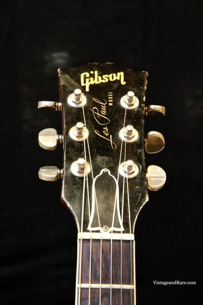 1960 Gibson Les Paul Standard Sunburst-8