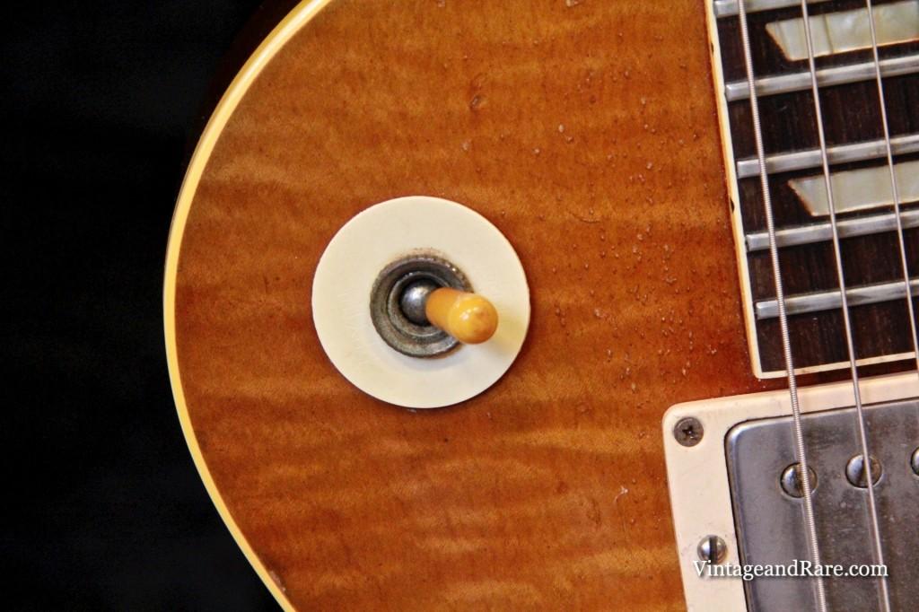 1960 Gibson Les Paul Standard Sunburst-9