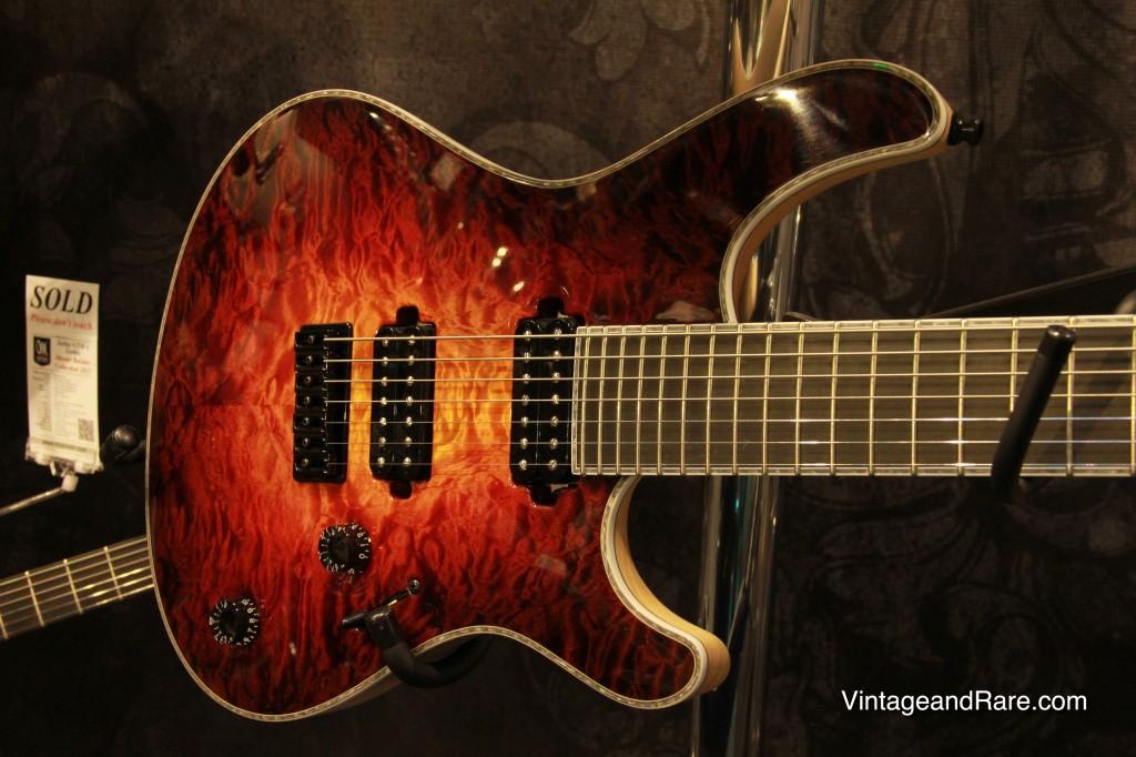 Mayones Guitars & Basses-2