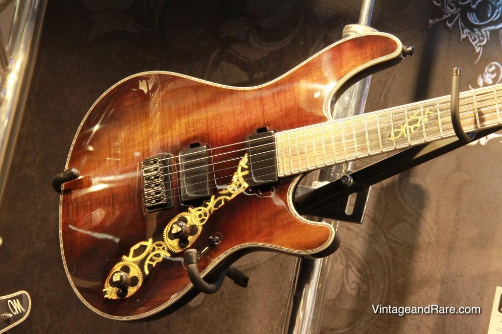 Mayones Guitars & Basses-4