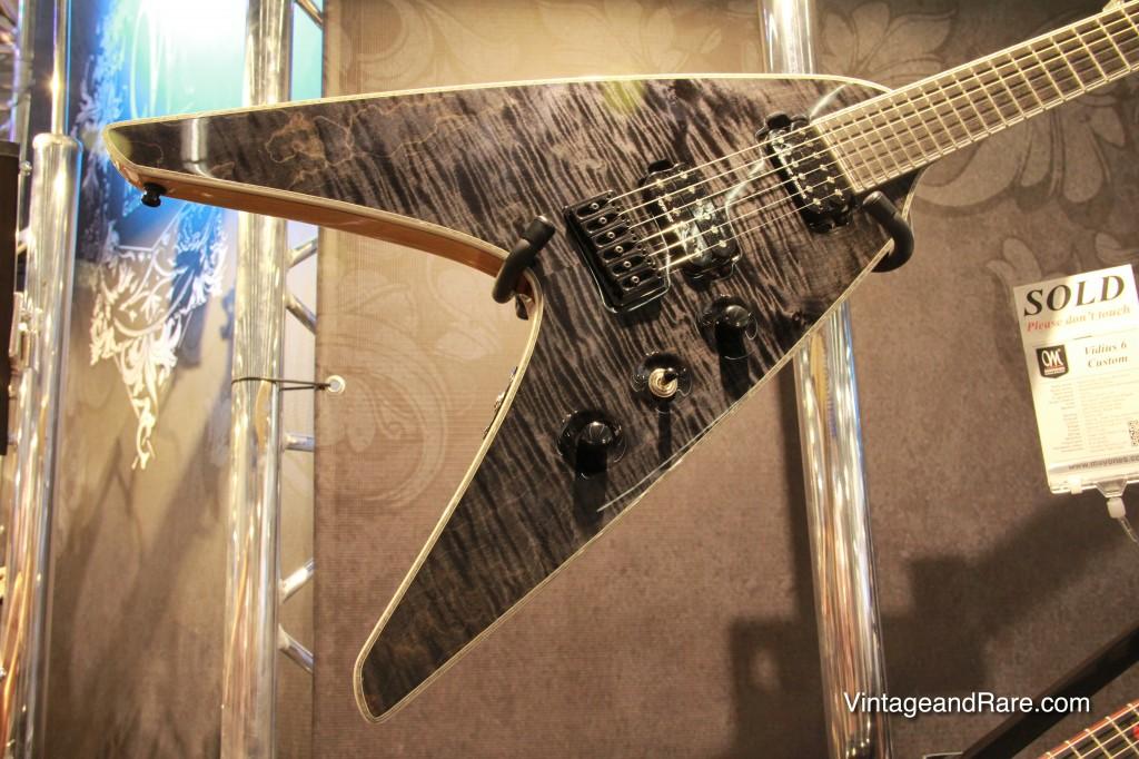 Mayones Guitars & Basses-5