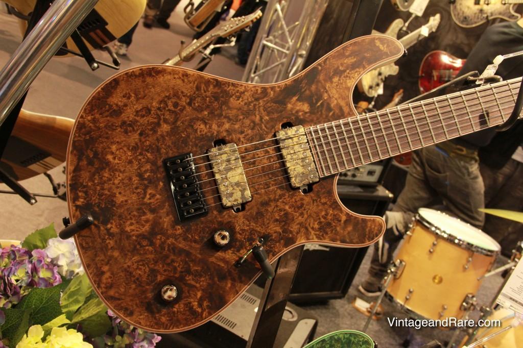 Mayones Guitars & Basses-7