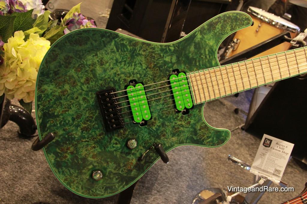 Mayones Guitars & Basses-8
