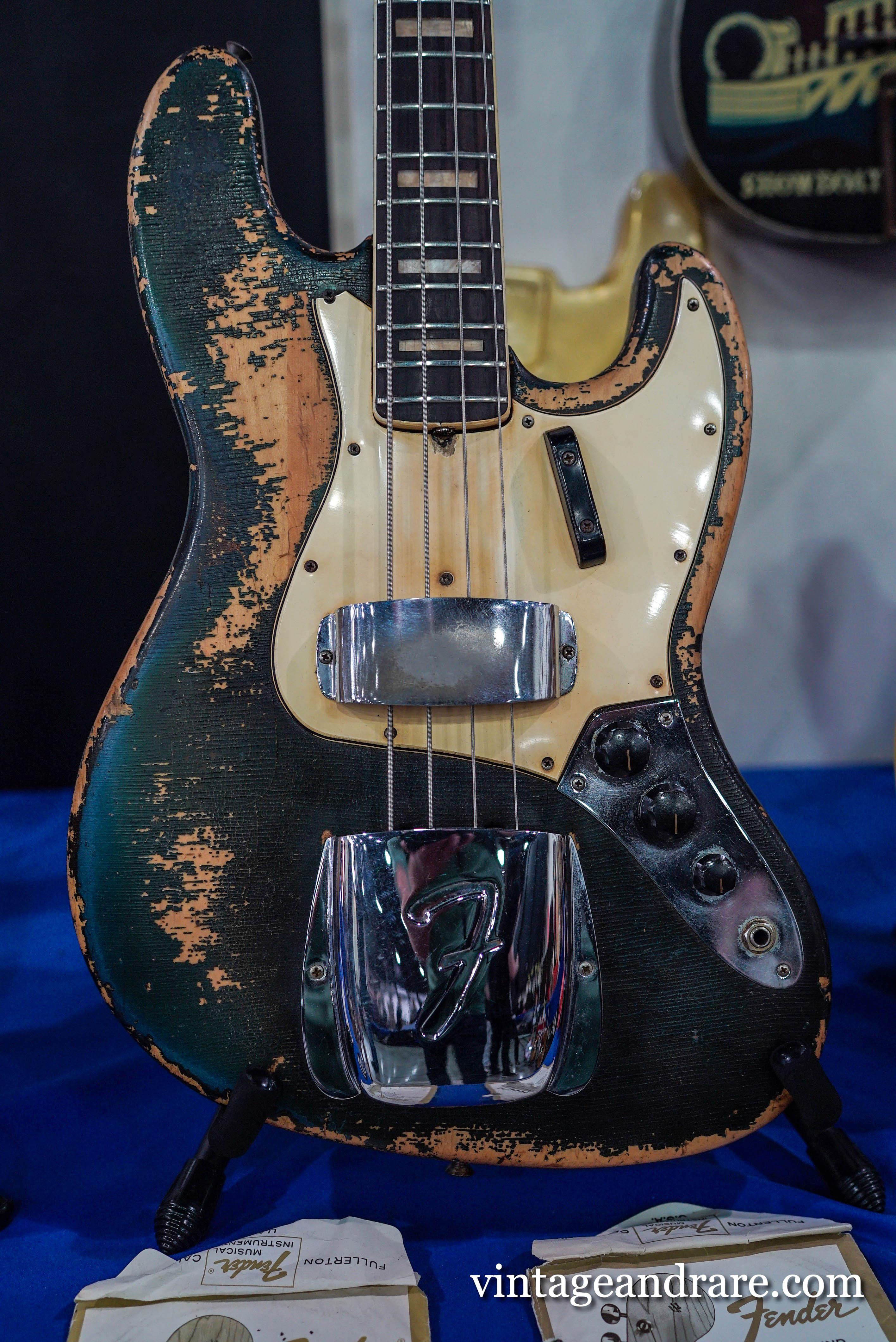 Vintage Fender Jazz