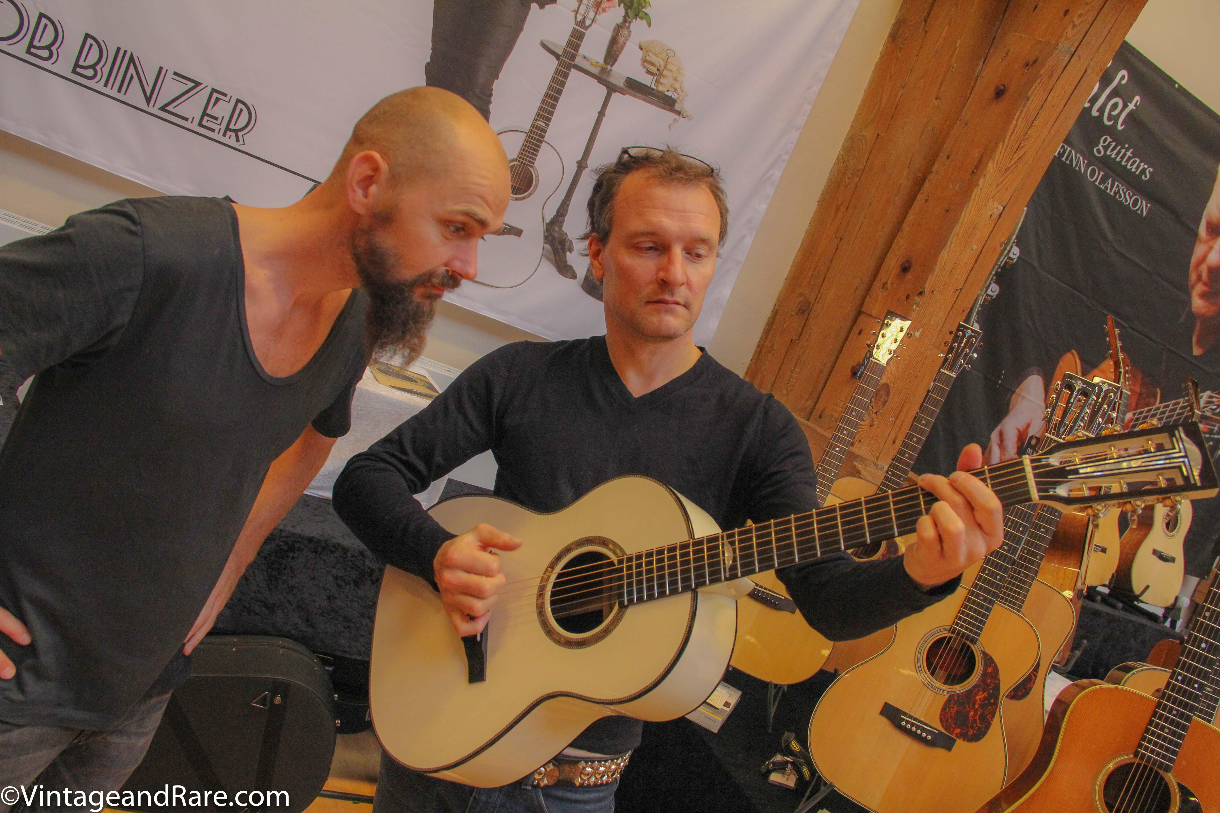 copenhagen guitar bass show 11 vintage rare blog. Black Bedroom Furniture Sets. Home Design Ideas