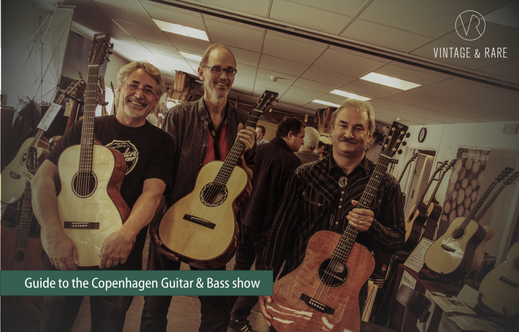 Guide to copenhagen guitar and bass show