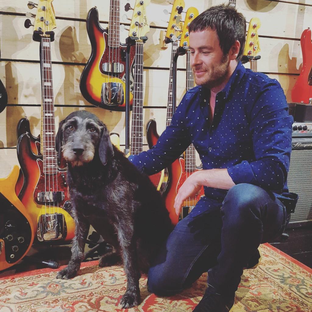 Andy Baxter Bass & Guitar