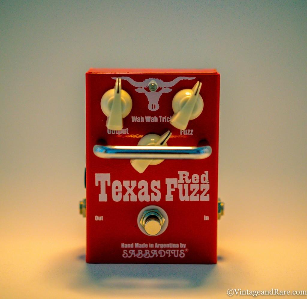 Sabbadius Texas Red Fuzz_