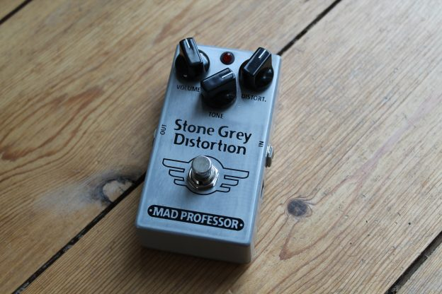 Stone Grey Distortion Mad Professor