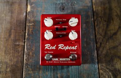 Red Repeat 2016 Edition Carl Martin