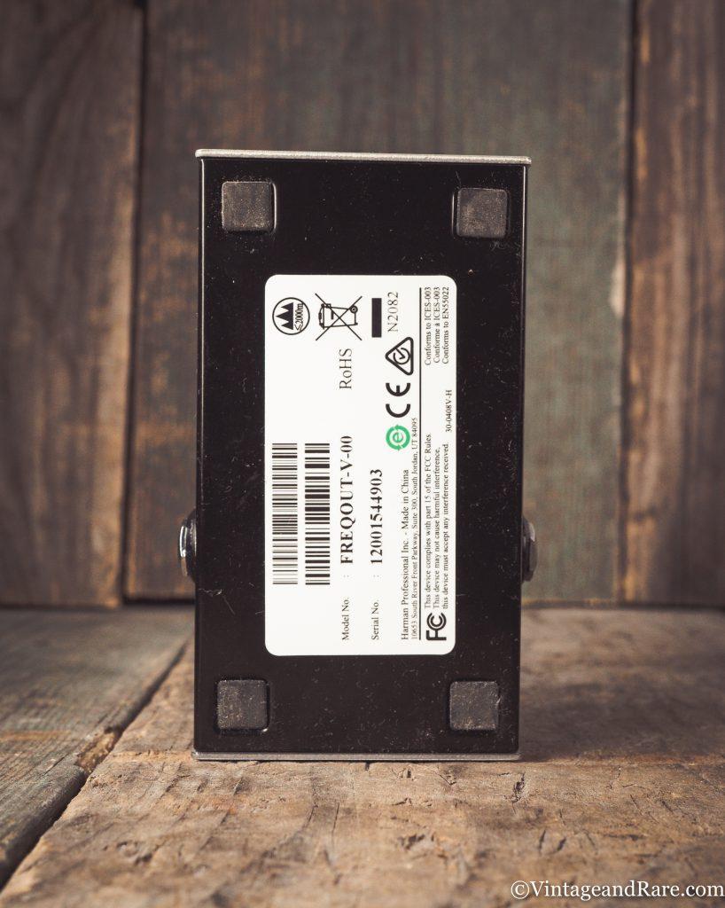 Digitech Freqout pedal for sale-5