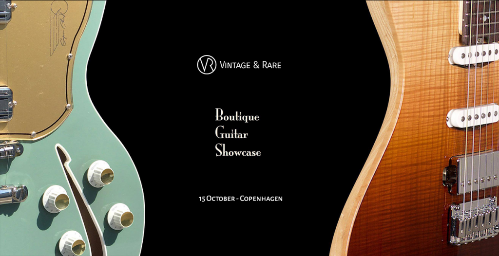 Boutique Guitar Showcase