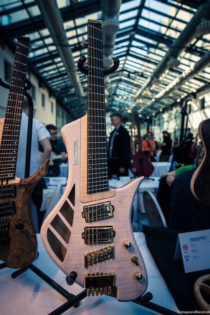 Claas Guitars Alexander Claas