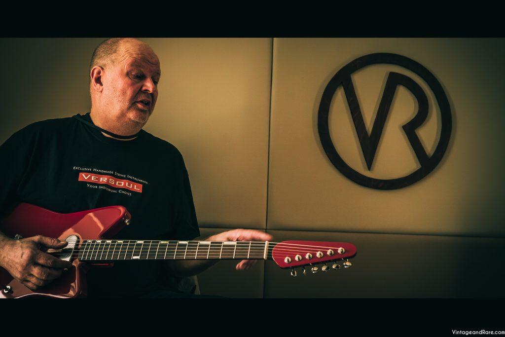 Kari Nieminen / Versoul Guitars