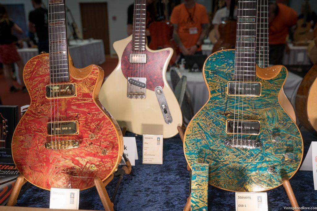 Stevens Custom Guitars Kozlik & Zirnbauer