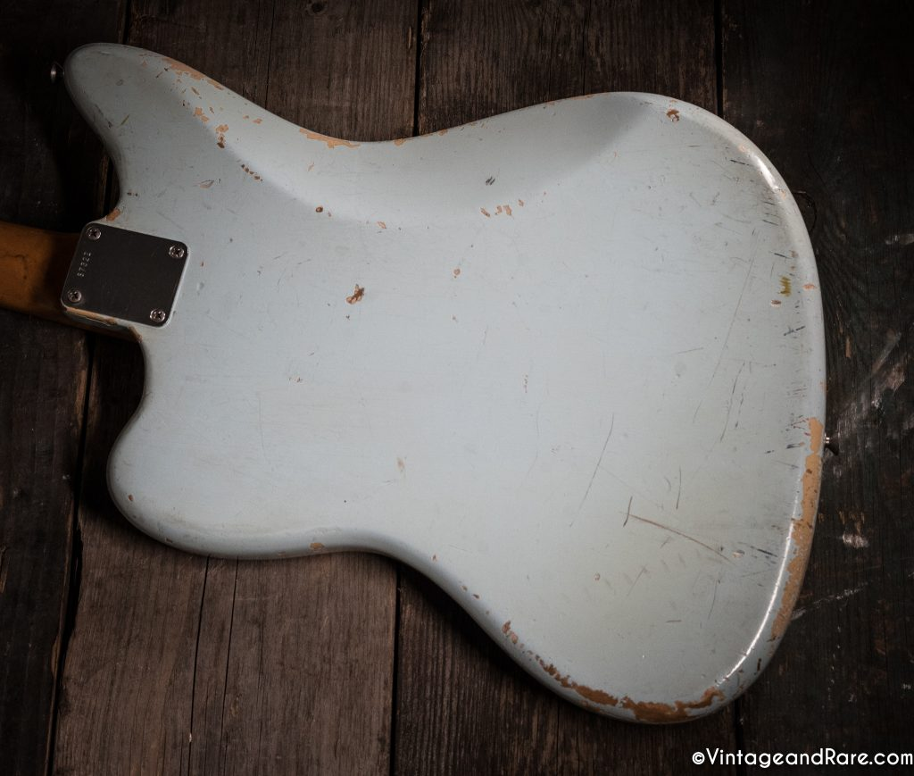 1962 Fender Jaguar Sonic Blue 1