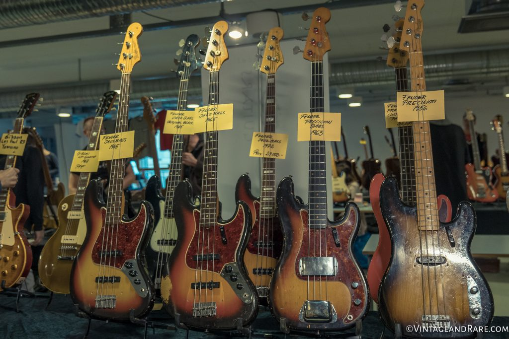Vintage Fender Basses for sale from Anders Anderson