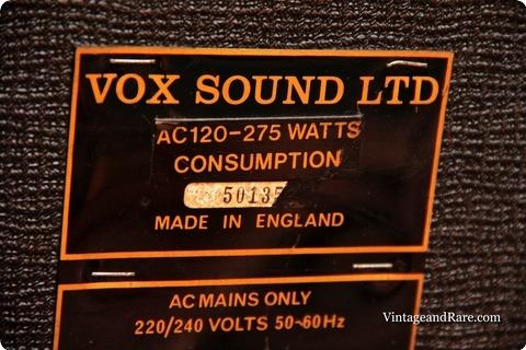 Vox Ac120