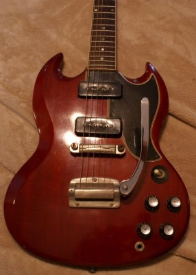 Gibson Les Paul SG Special 1961 Cherry Guitar For Sale