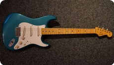 Fender Custom Shop Stratocaster 1956 Relic Limited Edition 2012 Ocean Turquoise Metallic