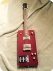 Gretsch-Bo Diddley / OWNED BY BILLY GIBBONS-Red