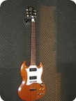 Gibson SG rebuilt 1967 Brown Faded