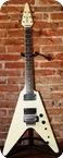 Fernandes Guitars The Function Flyng V Style White