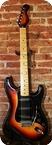 Tamaki Stratocaster Style 3tone Sburst