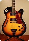 G.L. Stiles Double Course Hollowbody Tenor 1975