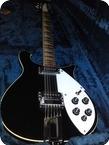 Rickenbacker 620 12 1990 Black