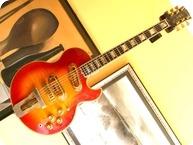 Gibson L5 S 1973 Cherry Sunburst