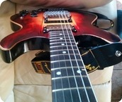 Handwood Guitars Burny 2013 Natural Stains Oil Color And Tru oil