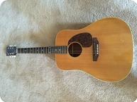 Gibson J 50 1972 Natural
