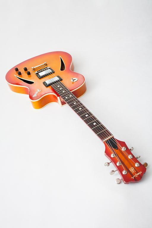 Defil Jowita 1983 Sunburst Guitar